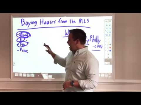 Buying Houses from the MLS