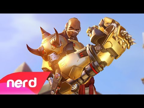 Overwatch Song   What's My Name (Doomfist Song)  #NerdOut [Prod. by Boston]