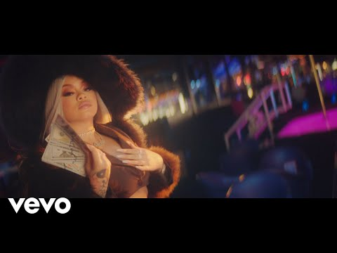 Mulatto - B*tch From Da Souf (Remix) (Official Video) ft. Saweetie & Trina