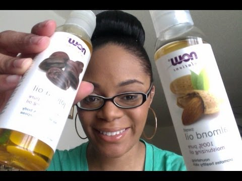 Excellent Hair And Skin Moisturizers - Jojoba and Almond Oil