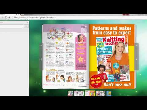 Flipping Book Publisher Free Download for Windows 7