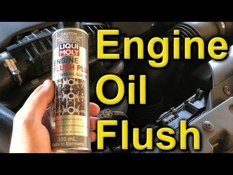 Review - Liqui Moly Engine Flush Plus - How to Use