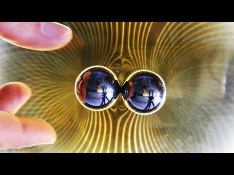 DIY Ferrocell, View Magnetic Fields with Ferrofluid
