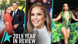Jennifer Lopez's Unforgettable Year: 'Hustlers,' Her Engagement, More Huge Moments From 2019