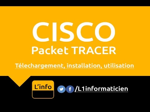 Télécharger Cisco Packet tracer Dernière version - Darija