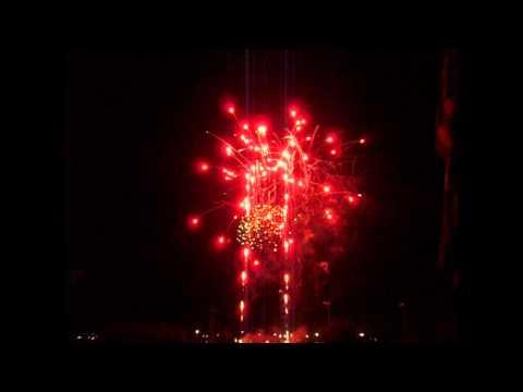 fuegos artificiales 4 de Julio