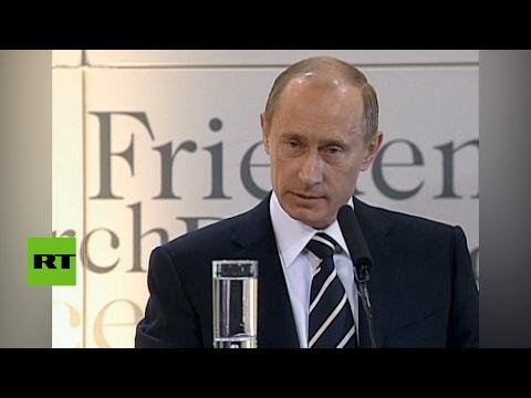 El histórico discurso de Putin en Múnich que marcó el comienzo de un mundo multipolar cumple 10 años