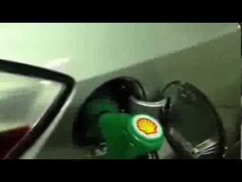 How to fill your car up with petrol