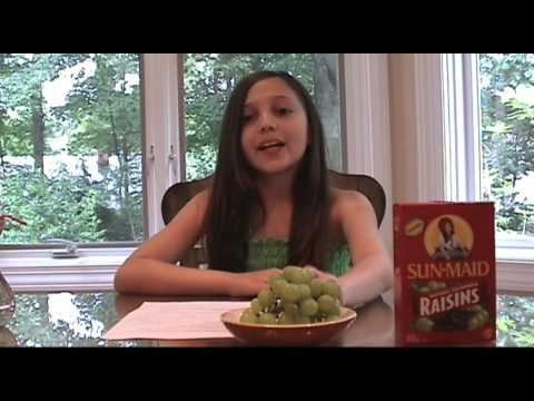 Healthy Eating Tips For Kids From A Kid