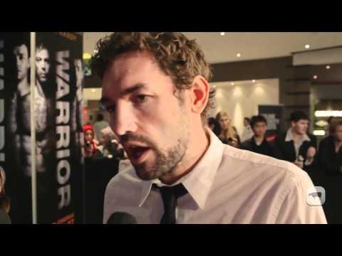 Nash Edgerton talks his short film 'Bear,' selecting film festivals & 'Warrior'