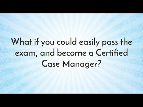 Certified Case Manager CCM Exam Review & Practice Test - Rn Case ...