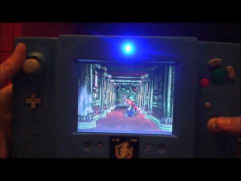 Electro Modder's GameCube Portable - The EM Cube