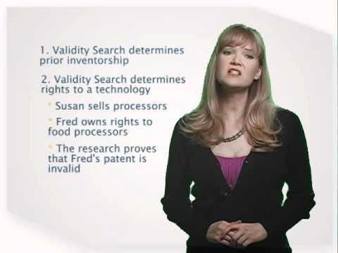 Patent Validity Search