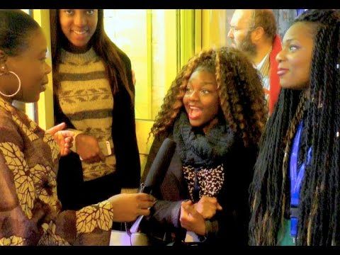 Nigerians in Peckham - tour of
