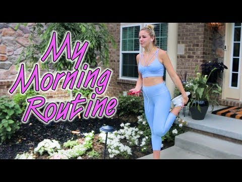 Morning Routine: Summer Edition | Chloe Lukasiak