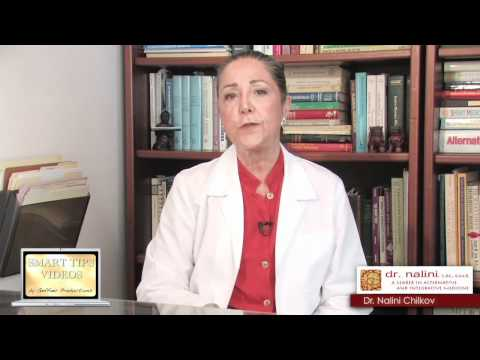 Smart Tips - How To Reduce Nausea During Chemo by Dr. Nalini Chilkov