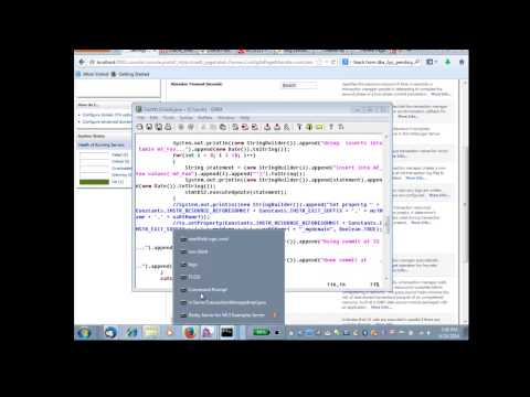 JTA Feature -XA Transaction without Transaction Logs- and Demo