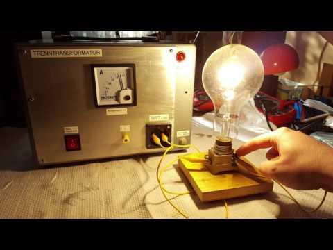 Modding an Isolation Transformer from the Flea Market