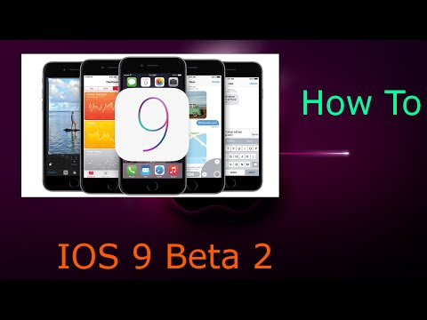How To Install Ios 9 Beta 2 Free Without UDID Registration