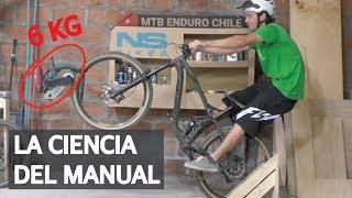 Tutorial #13 - La ciencia del manual, levantar la bicicleta con el manual machine!