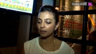 Radhika Apte Bombariya Film Announcement launch party Part 4