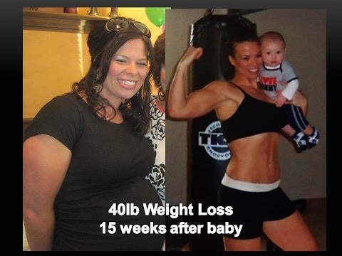 LOSE WEIGHT AND GET SLIM ARMS AFTER PREGNANCY - MOMMY & BABY WORKOUT
