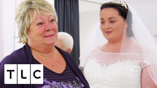 Finding A Confidence-Boosting Dress For Breast Cancer Survivor   Curvy Brides Boutique