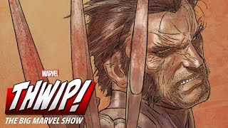 Weapon X Reveal on THWIP! The Big Marvel Show!