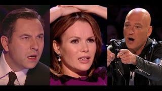 Top 5 UNBELIEVABLE MAGICIANS America and Britain