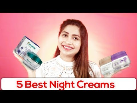 5 Best Night Creams In India For All skin Types | Rabia Skin Care