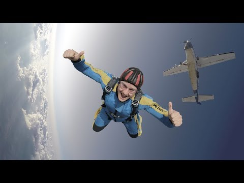 Crazy Experience - Tandem Skydive | Skydive Toronto