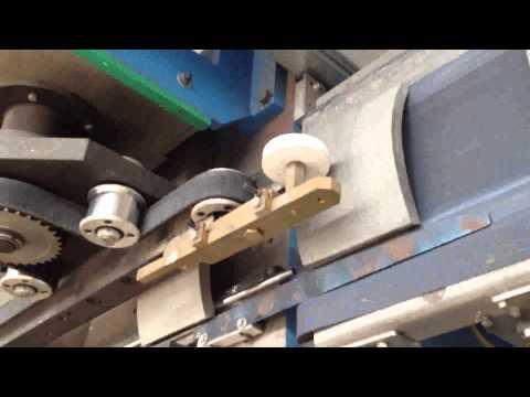 Truck drum cutting, grinding, drillingvideo载重汽车鼓式片切断、磨削、钻孔视频