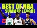Zion Tacko Fall And The BEST Plays Of NBA Summer League NBA Mixtape