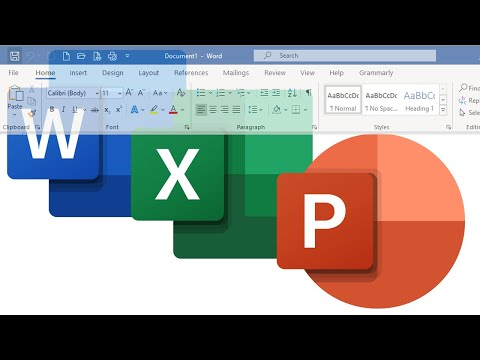 Customize the Microsoft Office Quick Access Bar and Ribbon