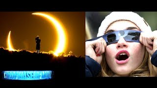 Huge UFO Event To Happen During The Solar Eclipse 2017!