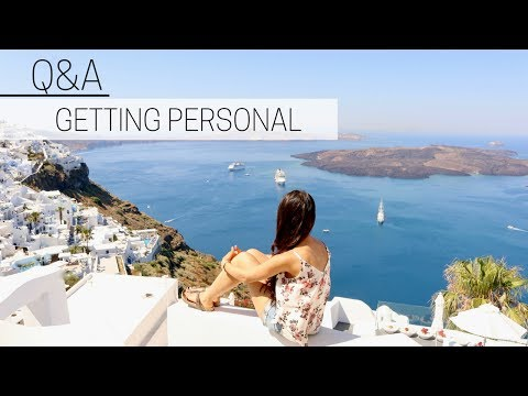 Q&A » getting personal