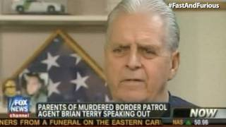 Murdered Agent Brian Terry's Family Speaks Out on Holder, Fast and Furious