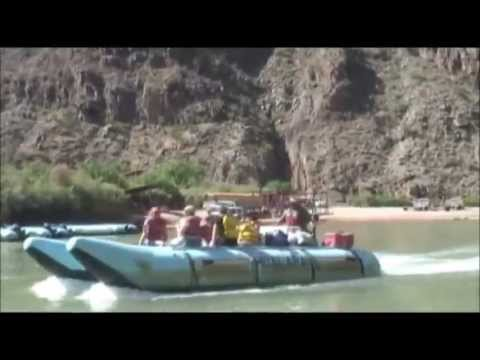 1 Day Grand Canyon White Water Rafting Tour