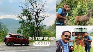 Dochula Pass - Lobesa (Punakha), INB Trip EP #27
