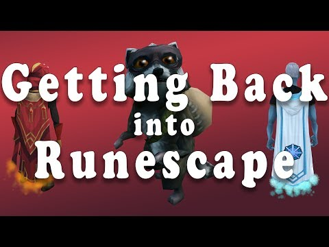 How to get back into Runescape 3