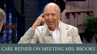 Carl Reiner Tells Story Of How He Met His Best Friend Mel Brooks