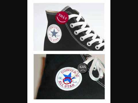 7a6a482a4218 How to spot fake converse - Original Converse Basketball Shoes