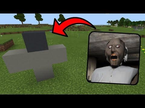 How To Spawn GRANNY HORROR in Minecraft PE