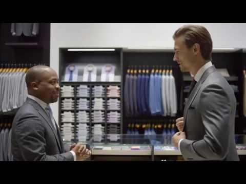 The Craftsmanship of a Made-to-Measure Suit