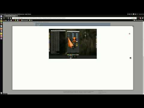 Change your cursor in Ubuntu