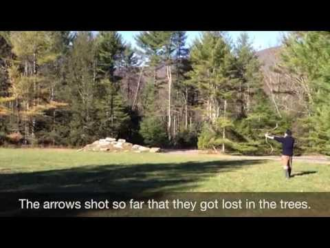 Training a Turkish-style Composite Bow to Shoot