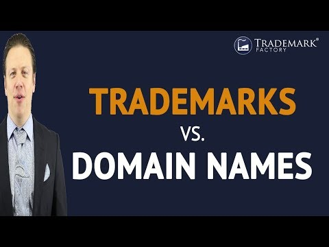 Trademarks vs  Domain Names | Trademark Factory® FAQ
