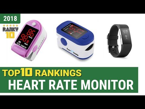 Best Heart rate monitor Top 10 Rankings, Review 2018 & Buying Guide