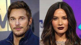 Chris Pratt & Olivia Munn SECRETLY Dating?