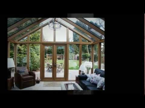 Richmond Oak | Contemporary Style Hardwood Conservatories